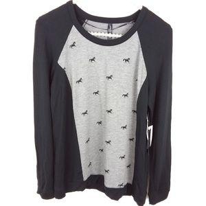 Eric & Lani T-Shirt Horse Design New -XX
